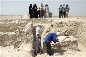 مسجدمدفونشده متعلق به اوایل دوره اسلامی  رخ از نقاب خاک بیرون کشید