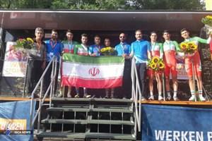 کسب مقام سومی ایران در مسابقات سیزم 2018