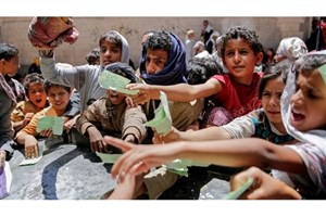زنگ خطر بحران انسانی در یمن به صدا در آمده است