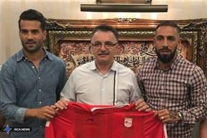 کاپیتانهای تیم ملی امشب وارد تبریز میشوند