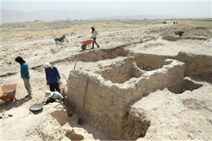 Iranian Archaeologists Unearth an Ancient Mosque in Southwest Iran
