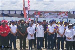 رئیس جمهور اندونزی: بازیهای آسیایی با موفقیت برگزار میشود