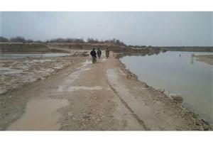 توقف و تردد در کنار رودخانهها و مسیلها ممنوع