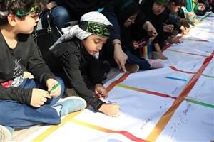 کودکان قصه های قرآنی را نقاشی می کنند