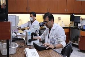 آزمایشگاه بیمارستان امیرالمومنین به دستگاه ویتروس تجهیز شد