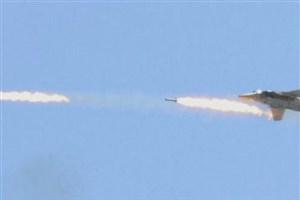 حملات هوایی ارتش سوریه به مواضع تروریست ها
