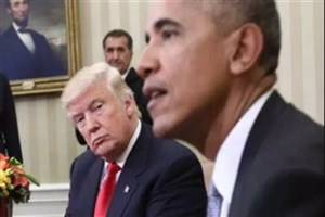 ترامپ باز هم مدعی شد از اوباما محبوبتر است!