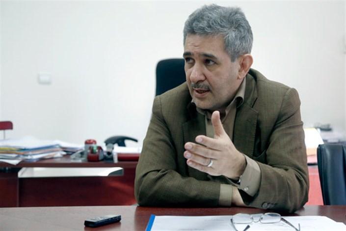 رضا نفیسی مدیر کل دفتر ترانزیت و حملونقل بینالمللی سازمان راهداری و حملونقل جادهای