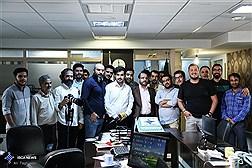 گرامیداشت روز خبرنگار در خبرگزاری ایسکانیوز