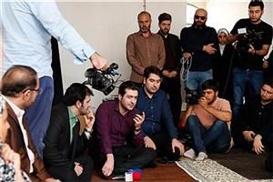 روز متفاوت اصحاب رسانه/ جشن روز خبرنگار در کنار خانواده های نیازمند