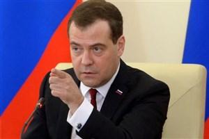 نخست وزیر روسیه: تحریم های آمریکا اعلام جنگ اقتصادی است
