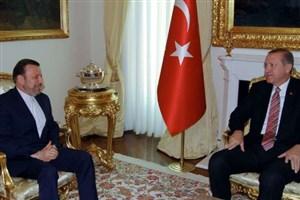 پیام کتبی رئیسجمهور تسلیم اردوغان شد