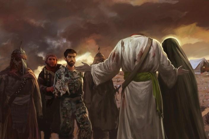 محسن حججی شهادت