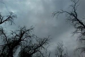 رگبار باران و وزش باد شدید در برخی استانها