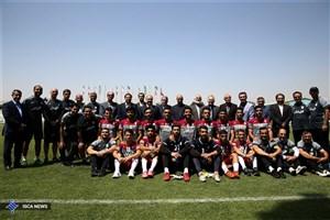 نخستین تیمهای ایرانی وارد جاکارتا شدند