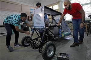 Egyptian Students Design Car Running on Nothing but Air