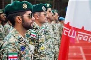 تیم هوابرد ایران در مسابقات نظامی روسیه مقام سوم را کسب کرد