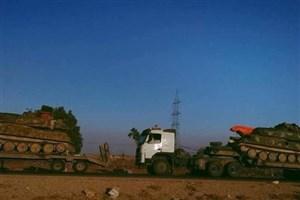 آمادگی ارتش برای عملیات در شمال سوریه