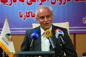 سجادی: تمام شرایط برای حضور کاروان ایران در جاکارتا مهیاست