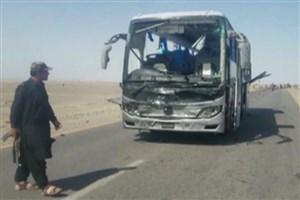 حمله انتحاری به اتوبوسی در پاکستان