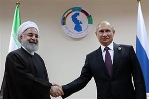 همکاریهای مشترک ایران و روسیه در دریای خزربه نفع دو ملت است