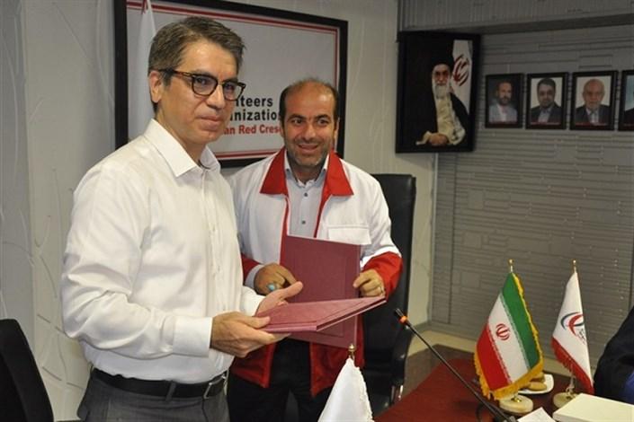 اهدای یک دستگاه سی تی اسکن به بیمارستان فوقتخصصی نورافشار