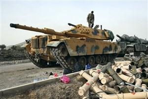 آمادگی ترکیه برای عملیات جدید در سوریه
