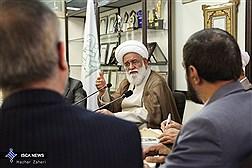 نشست اعضای مرکز پژوهشگاه فرهنگ و اندیشه اسلامی و دانشگاه آزاد اسلامی