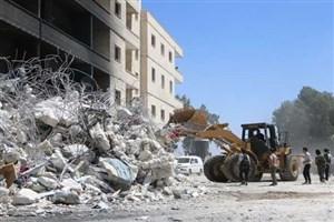 بازسازی سوریه؛ بازار مناسب شرکتها و پیمانکاران ایرانی