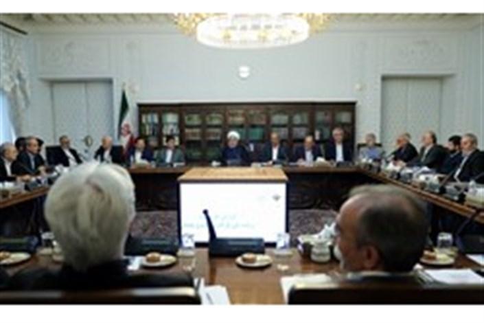در شورای عالی هماهنگی اقتصادی به ریاست روحانی