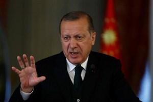 ترکیه در تلاش برای تحریم آمریکا