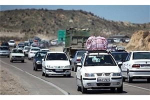 محدودیت های ترافیکی  در محورهای چالوس و هراز