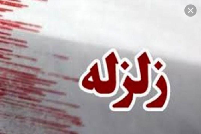 زلزله در شاهرود