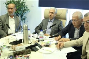 کمیسیونهای تخصصی شورای عالی عتف برای حل 5 چالش ملی متمرکز می شوند
