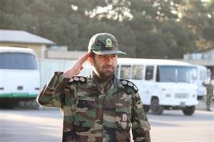اولویت یگان ویژه  ناجا تامین امنیت مسیرهای تردد زائران  اربعین است