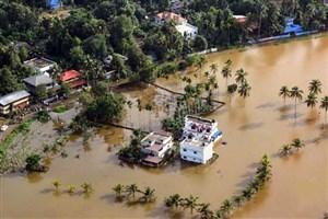 افزایش تلفات بارش شدید باران در هند