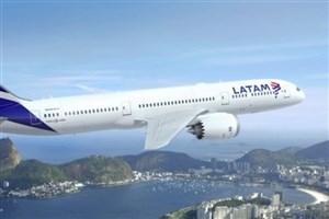 هواپیماهای آمریکا لاتین زمین گیر شدند