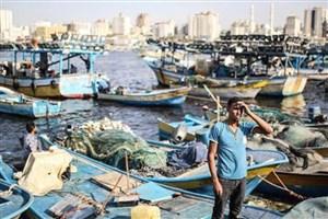 زخمی شدن 15 ماهیگیر فلسطینی توسط رژیم صهیونیستی
