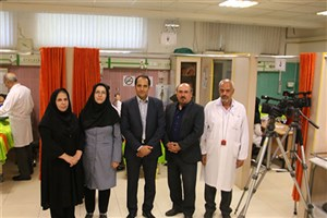 دوازدهمین دوره آزمون صلاحیتهای بالینی در دانشگاه علوم پزشکی آزاد اسلامی تهران