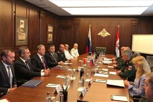 وزیر دفاع و رئیس اطلاعات ترکیه به روسیه  سفر کردند