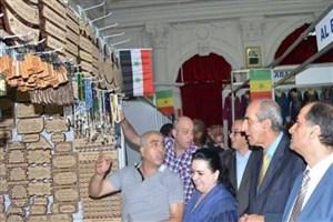 حضور کالاهای سوری در بازار سنگال