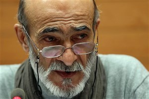 زنده یاد ضیاءالدین دری از قاب آیفیلم  رسانه ملی