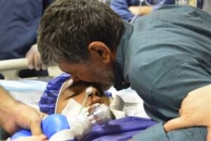 احسان کمالی فر، سرباز فداکار ناجا به 3 نفر زندگی بخشید