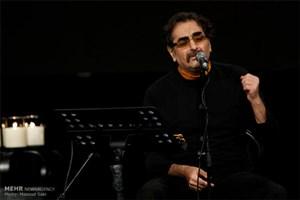 برگزاری کنسرت شهرام ناظری در تهران  و کیش