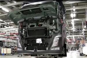 توقف تولید در خانواده خودروهای سنگین!