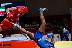 مسابقات آسیایی ووشو - اندونزی 2018