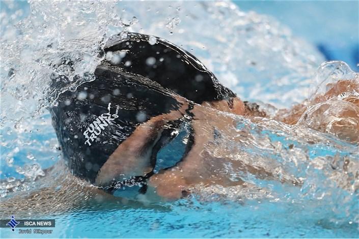 مسابقات آسیایی شنا - اندونزی 2018