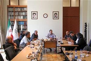 دیدار شورای مرکز کانون کارگردانان با معاون بینالملل فارابی