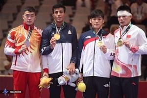 قهرمانی تیم ملی کشتی فرنگی ایران در بازیهای آسیایی ۲۰۱۸