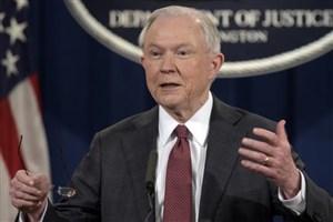 جدال لفظی وزیر دادگستری و رئیس جمهور آمریکا